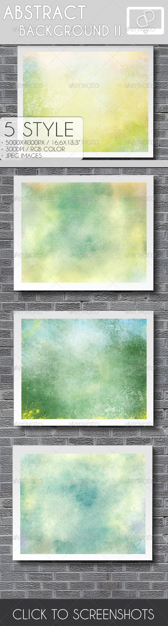 GraphicRiver Abstract Background II 6895691