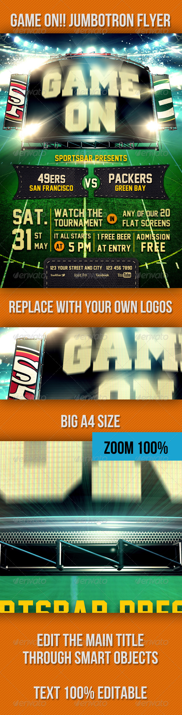 GraphicRiver Game On Jumbotron Sports 6896824