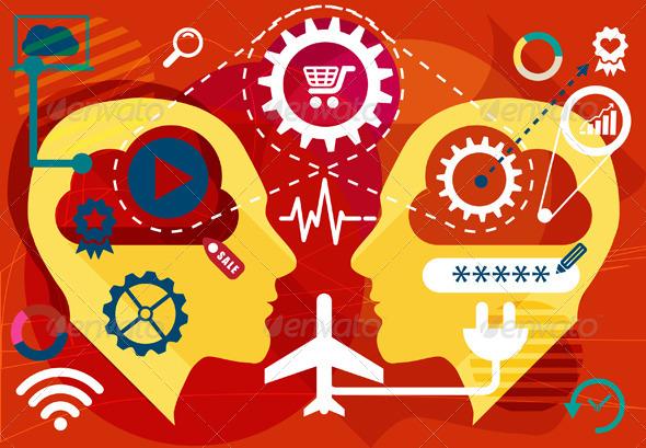 GraphicRiver Understanding Consumer Mind 6897068