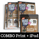 AsianTrip Magazine Bundle! Print + iPad Templates - GraphicRiver Item for Sale