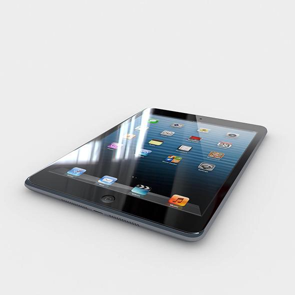 3DOcean Apple iPad mini 2 6897228