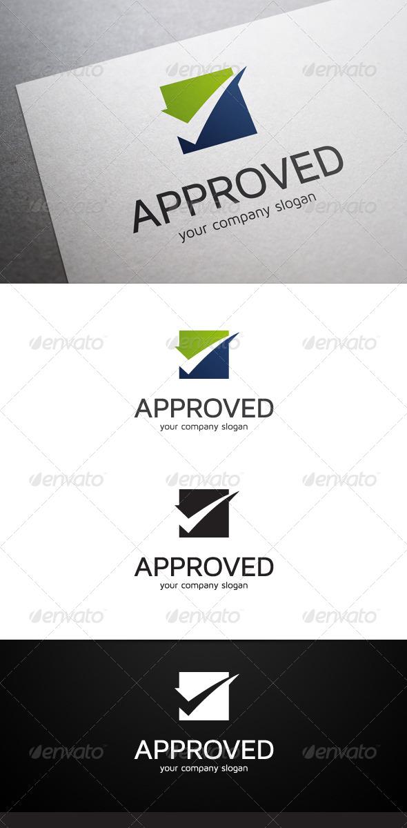 GraphicRiver Approved Logo 6897660