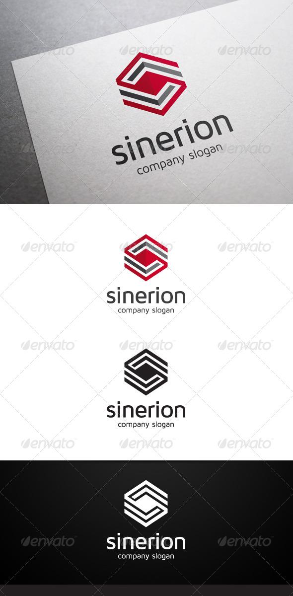 GraphicRiver Sinerion Logo 6897820