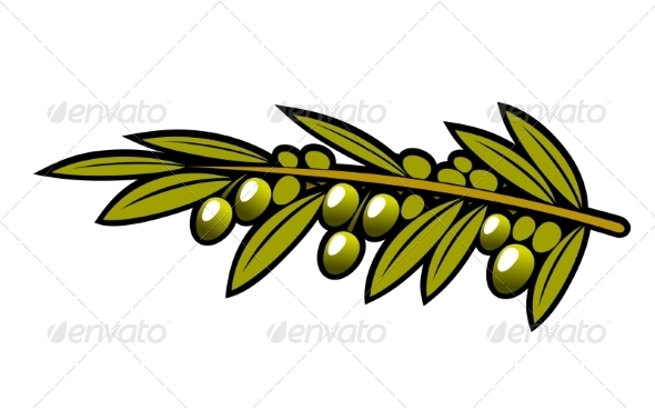GraphicRiver Olives 6898610
