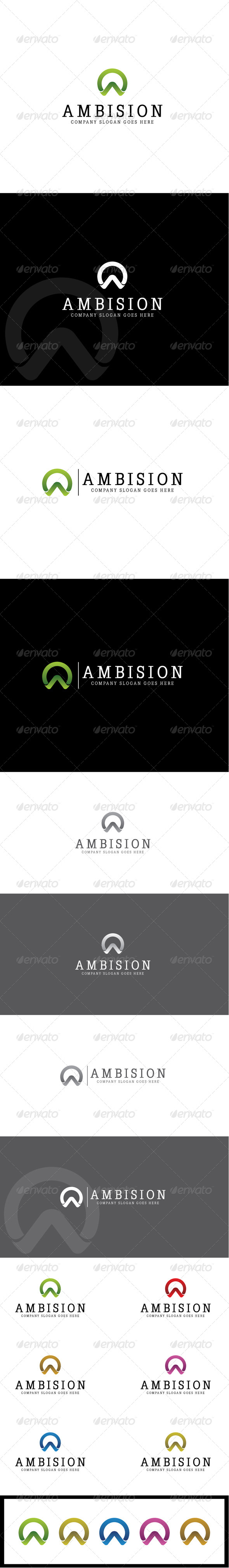 GraphicRiver A Letter Logo Template Vol 02 6898750