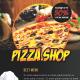 Pizza Shop Flyer - GraphicRiver Item for Sale