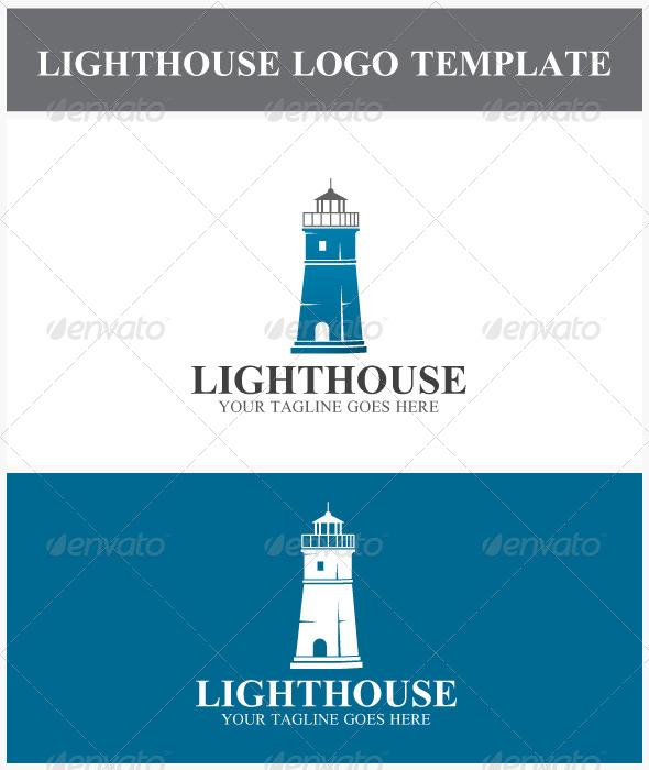 GraphicRiver Lighthouse Logo 6899541