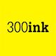 300ink