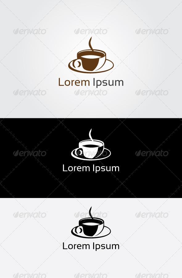 GraphicRiver Choco Cafe Logo 6900319