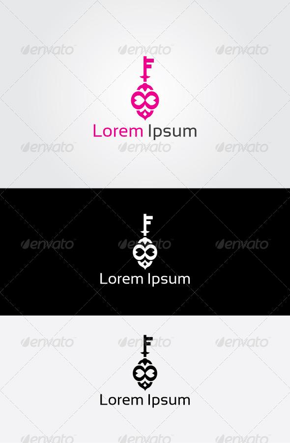 GraphicRiver Fashion Key Logo 6900537