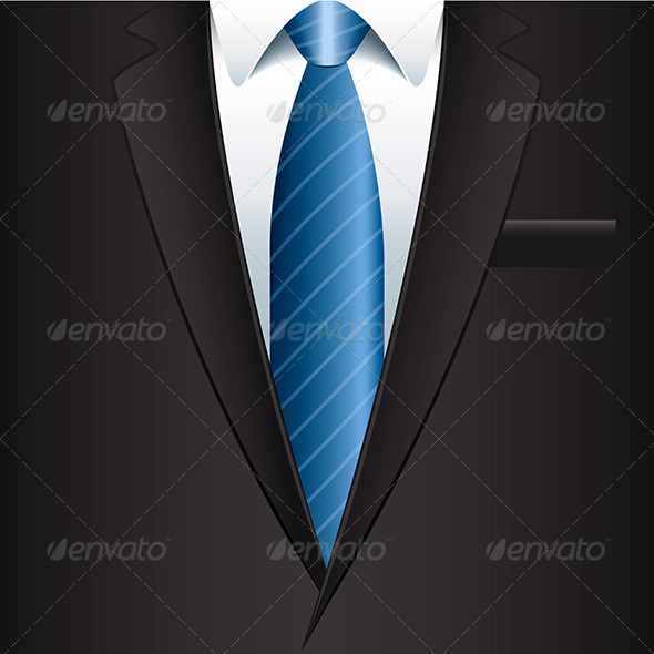 GraphicRiver Man Suit Background 6900915