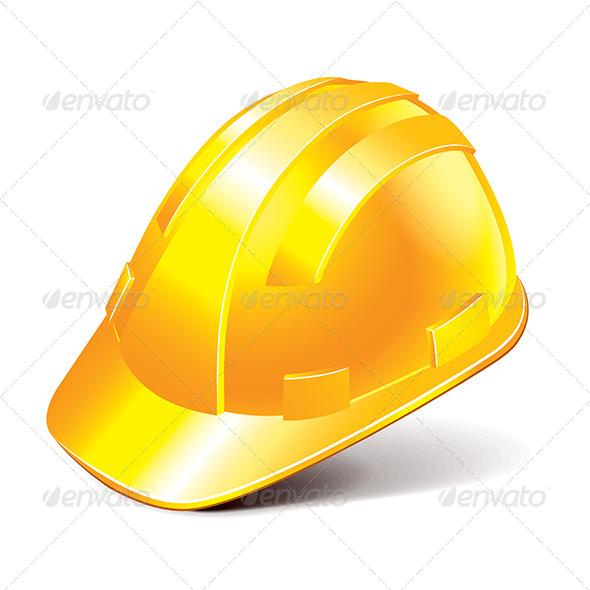 GraphicRiver Safety Helmet 6901047