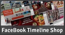 Facebook Timeline Shop