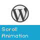 Scroll Animation WordPress Plugin