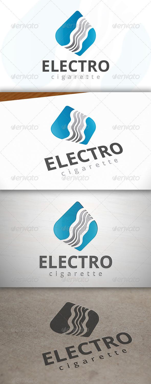 GraphicRiver Ecigarette Logo 6902728