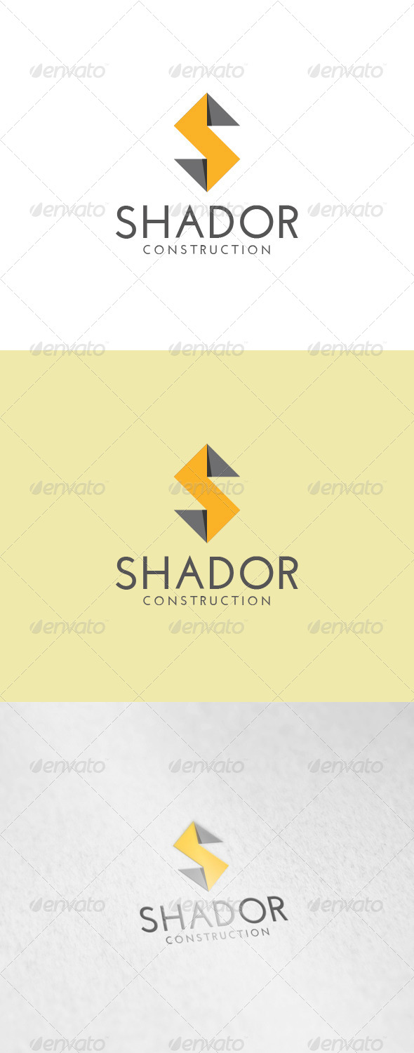 GraphicRiver Shador Logo 6903207