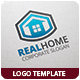 Real Home Logo Template - GraphicRiver Item for Sale