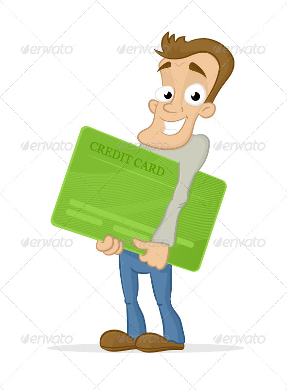 GraphicRiver My New Credit Card 6905529