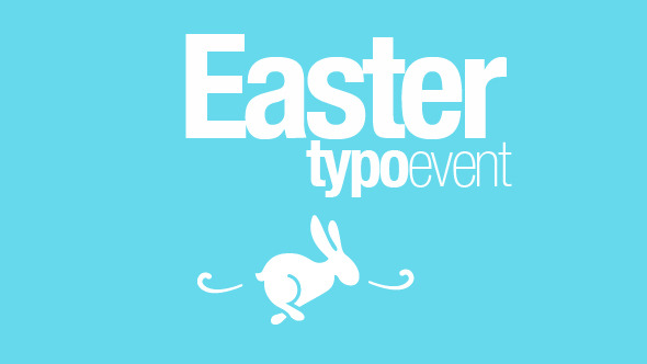 Easter Typo Event