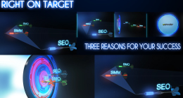 Right on Target - Three Reasons for Your Success