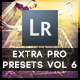 30 Extra Pro Presets Vol 6 - GraphicRiver Item for Sale