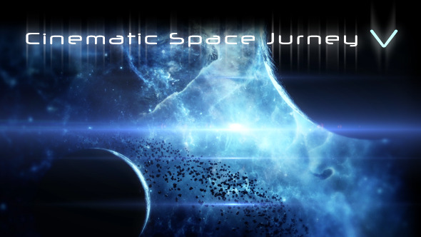 Cinematic Space Journey 5