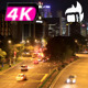 Highway Skyscraper Town - VideoHive Item for Sale