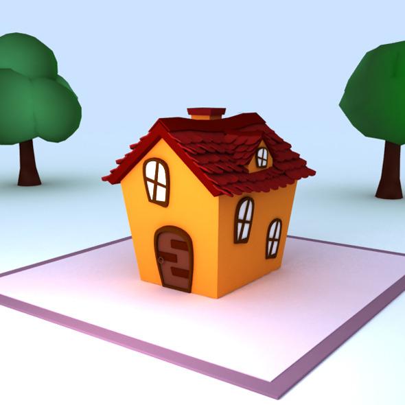 3DOcean Sweet Home 6908189