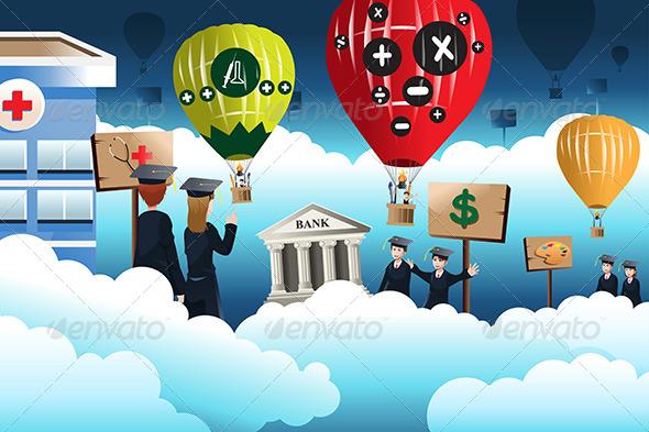 GraphicRiver Education Concept 6908360