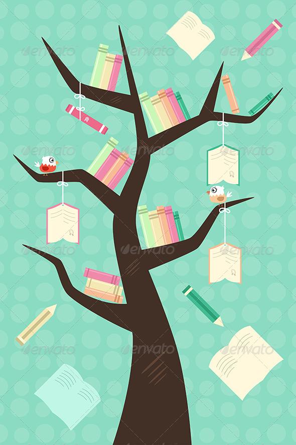 GraphicRiver Education Concept 6908759