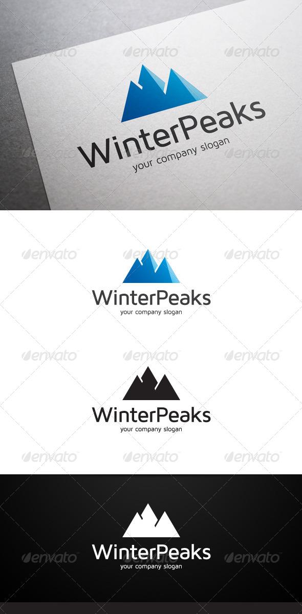 Winter Peaks Logo