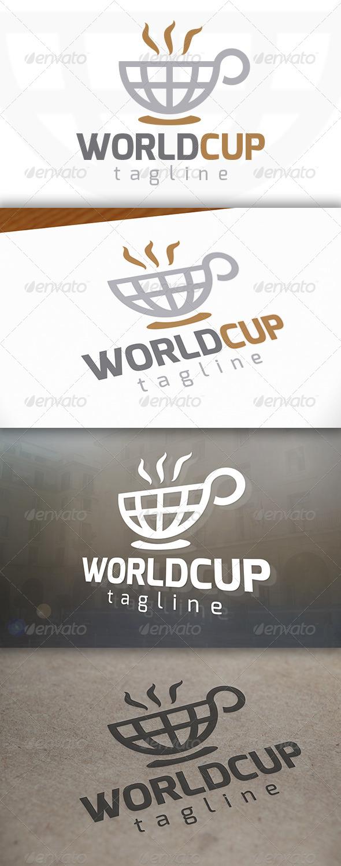 GraphicRiver Coffee World Logo 6909808