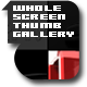 WHOLE SCREEN THUMBNAIL GALLERY - ActiveDen Item for Sale
