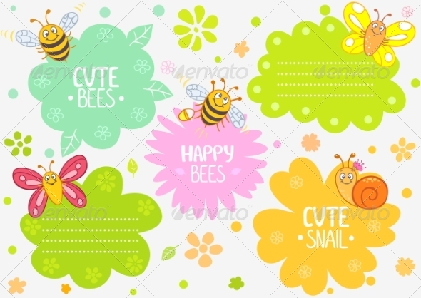 GraphicRiver Insects 6909922