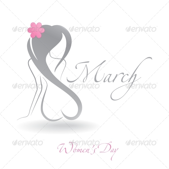 GraphicRiver Happy Women s Day March 8 6909967