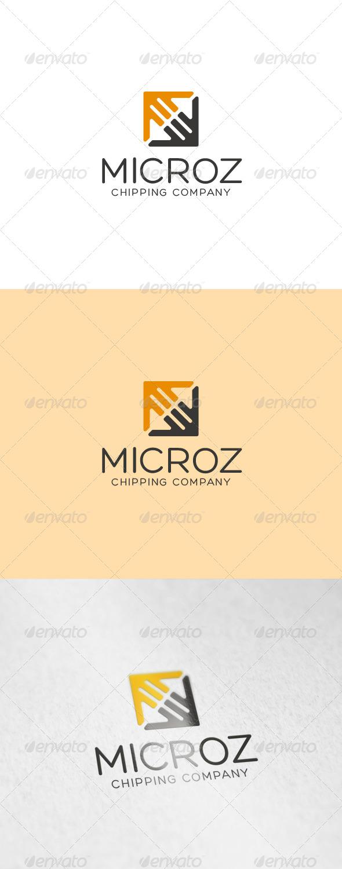 GraphicRiver Microz Logo 6910129