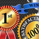 Seals & Awards Plus Badges Constructor - GraphicRiver Item for Sale