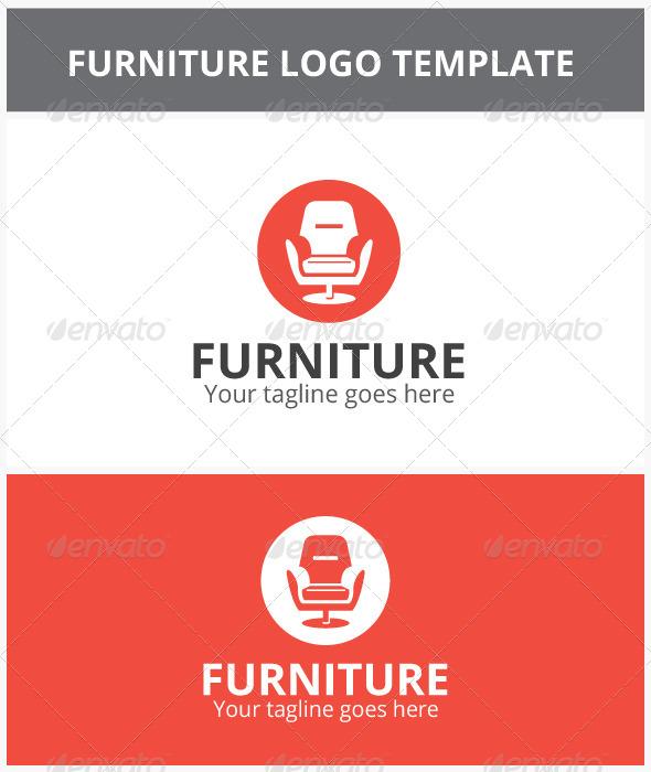 GraphicRiver Furniture Logo 6911421