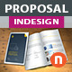 Minimal Web Project Proposal V3 - GraphicRiver Item for Sale