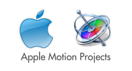 Apple Motion Projects