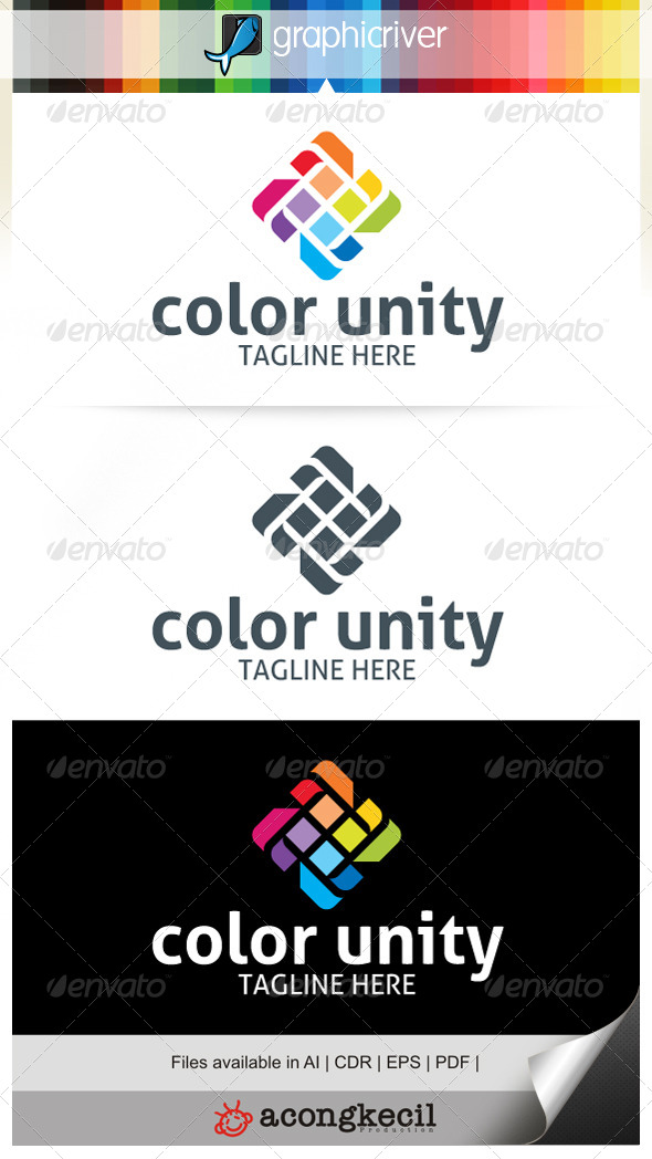 GraphicRiver Color Unity V.5 6912933