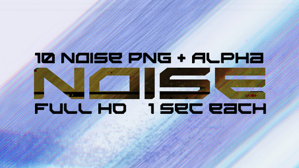 Noise Pack 10 in 1