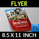 Real Estate Flyer Template Vol.8 - GraphicRiver Item for Sale