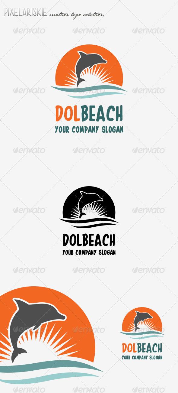 GraphicRiver Dolbeach Logo 6913293
