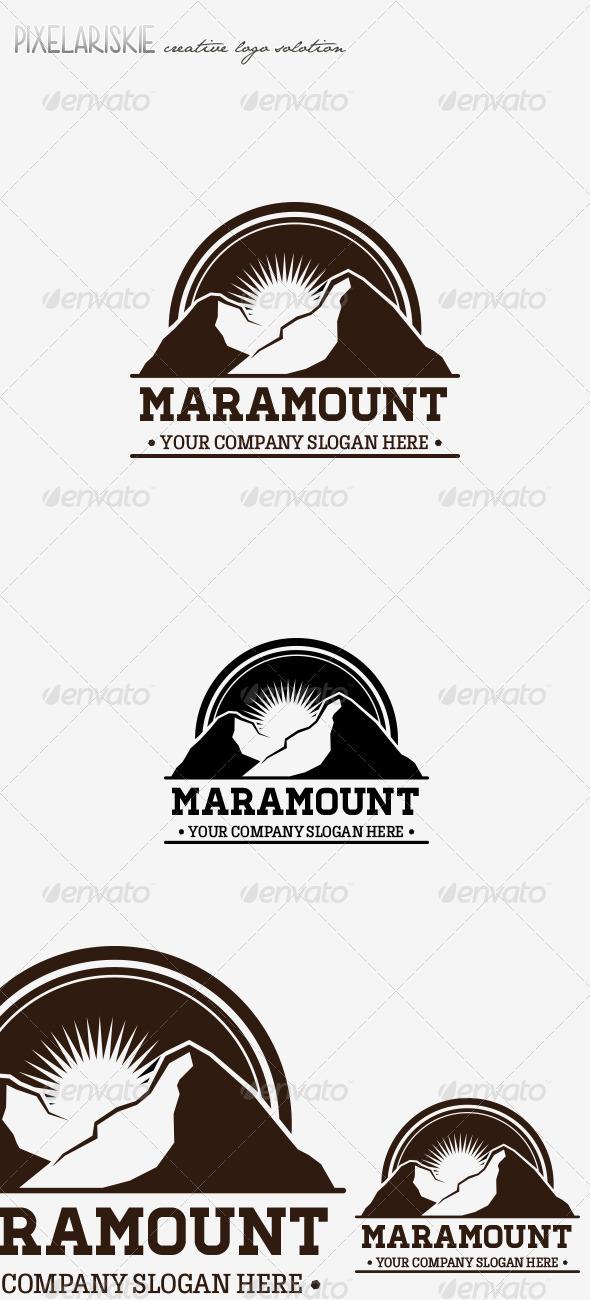 GraphicRiver Maramount Logo 6913463