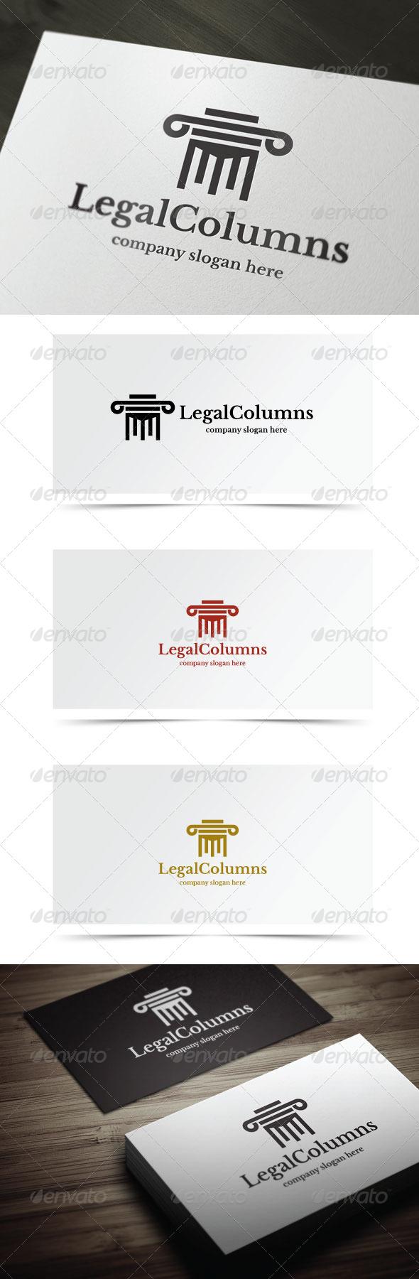GraphicRiver Legal Columns 6913954