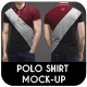 Polo Shirt Mock-Up - GraphicRiver Item for Sale