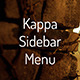 Kappa Sidebar Menu - CodeCanyon Item for Sale