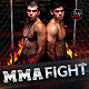 Flyer MMA Fight - GraphicRiver Item for Sale