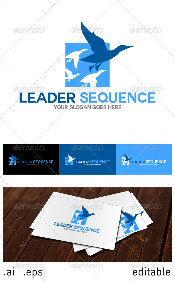 GraphicRiver Leader Sequence Logo Template 6914449